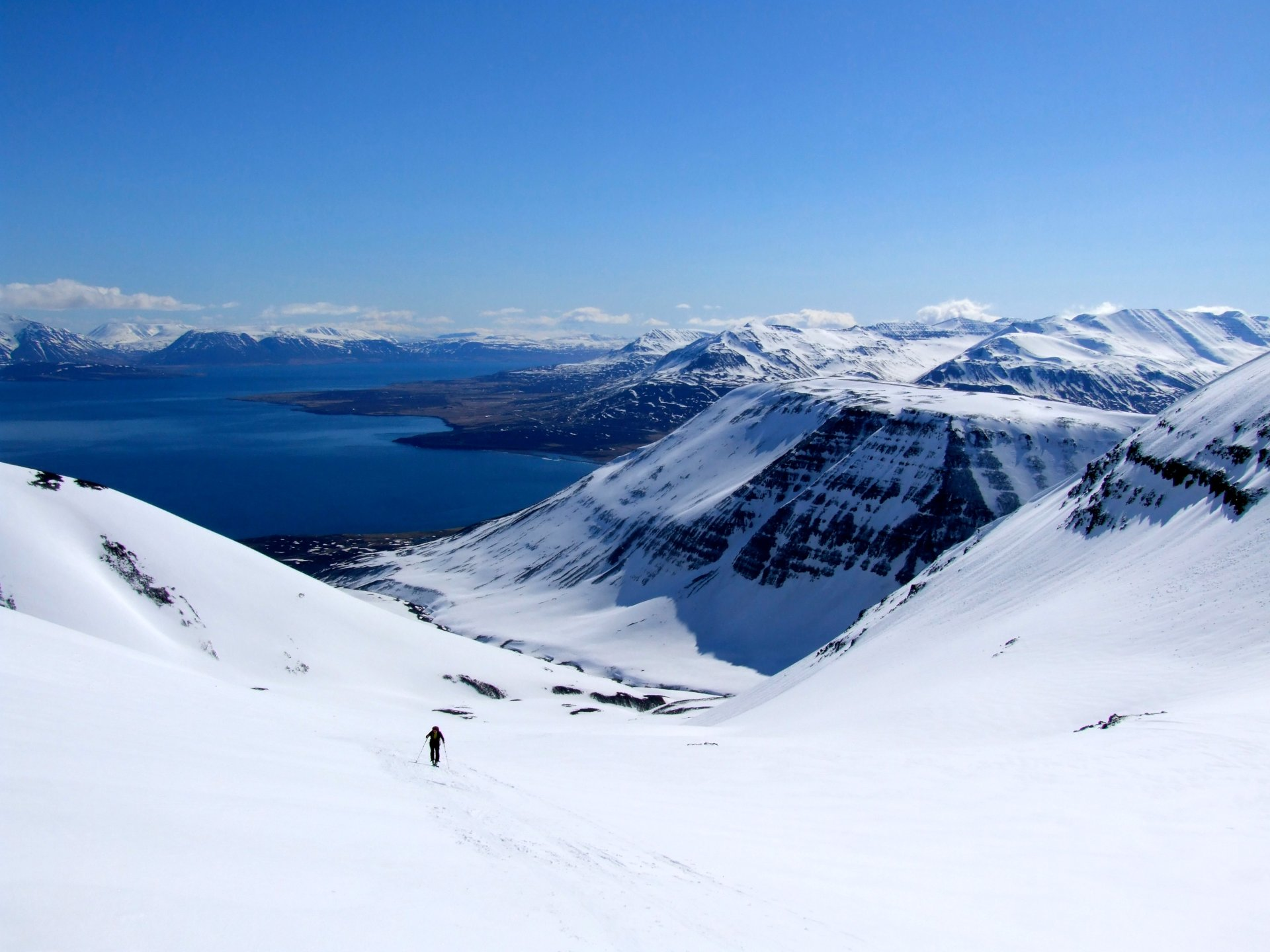 ICELAND - Alpine Ski Touring 4