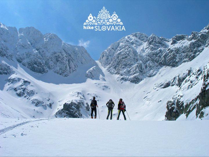 SLOVAKIA – Alpine Ski Touring Hut to Hut 2