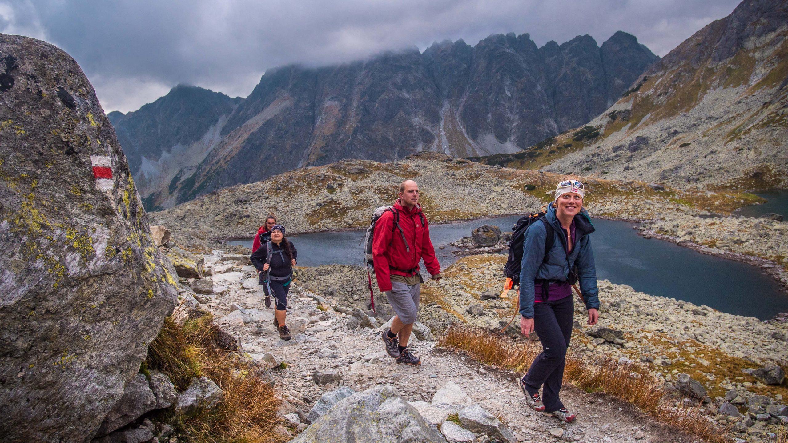 SLOVAKIA – Summer Trekking 1