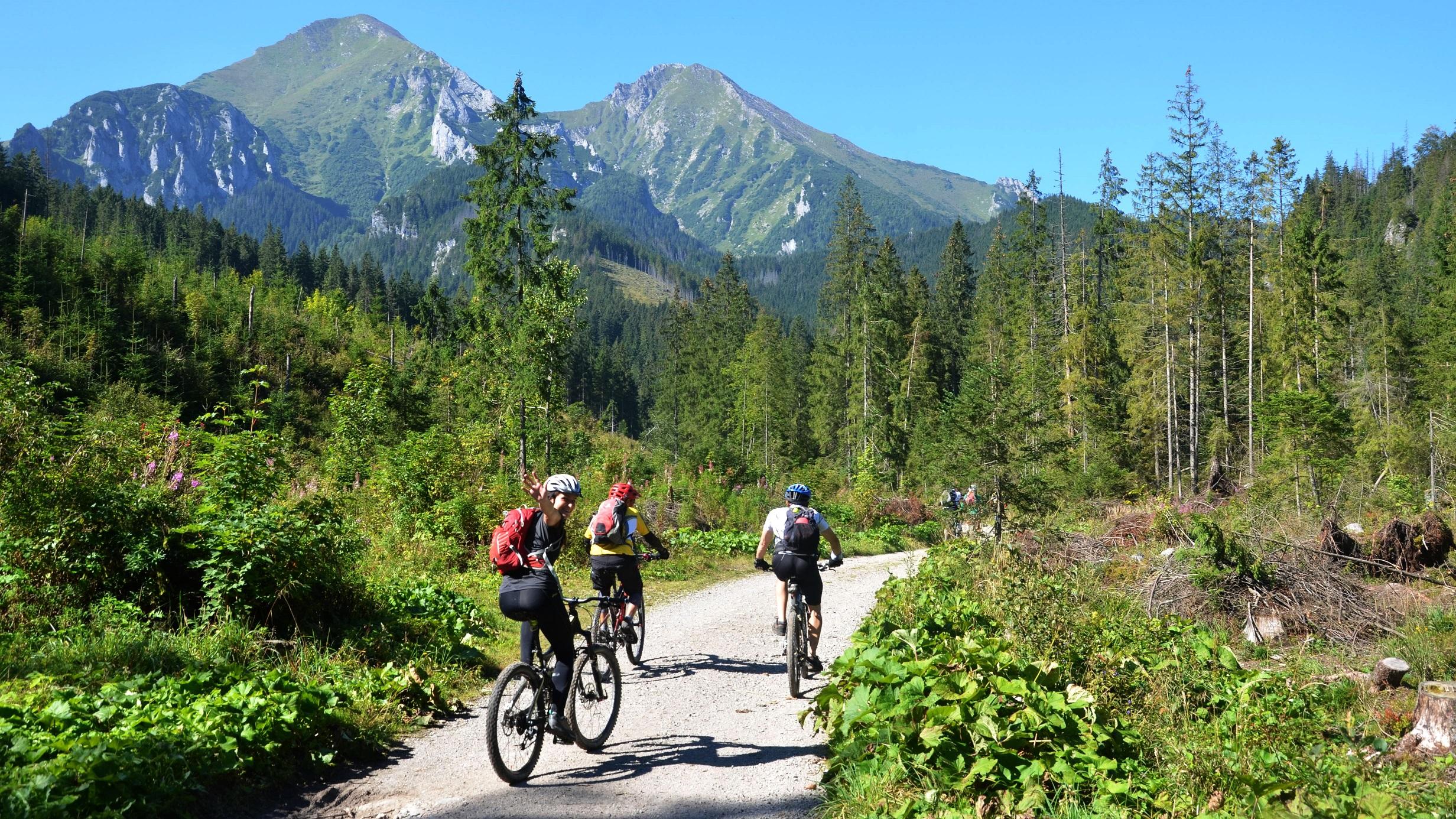 SLOVAKIA - Cycling Tour 1
