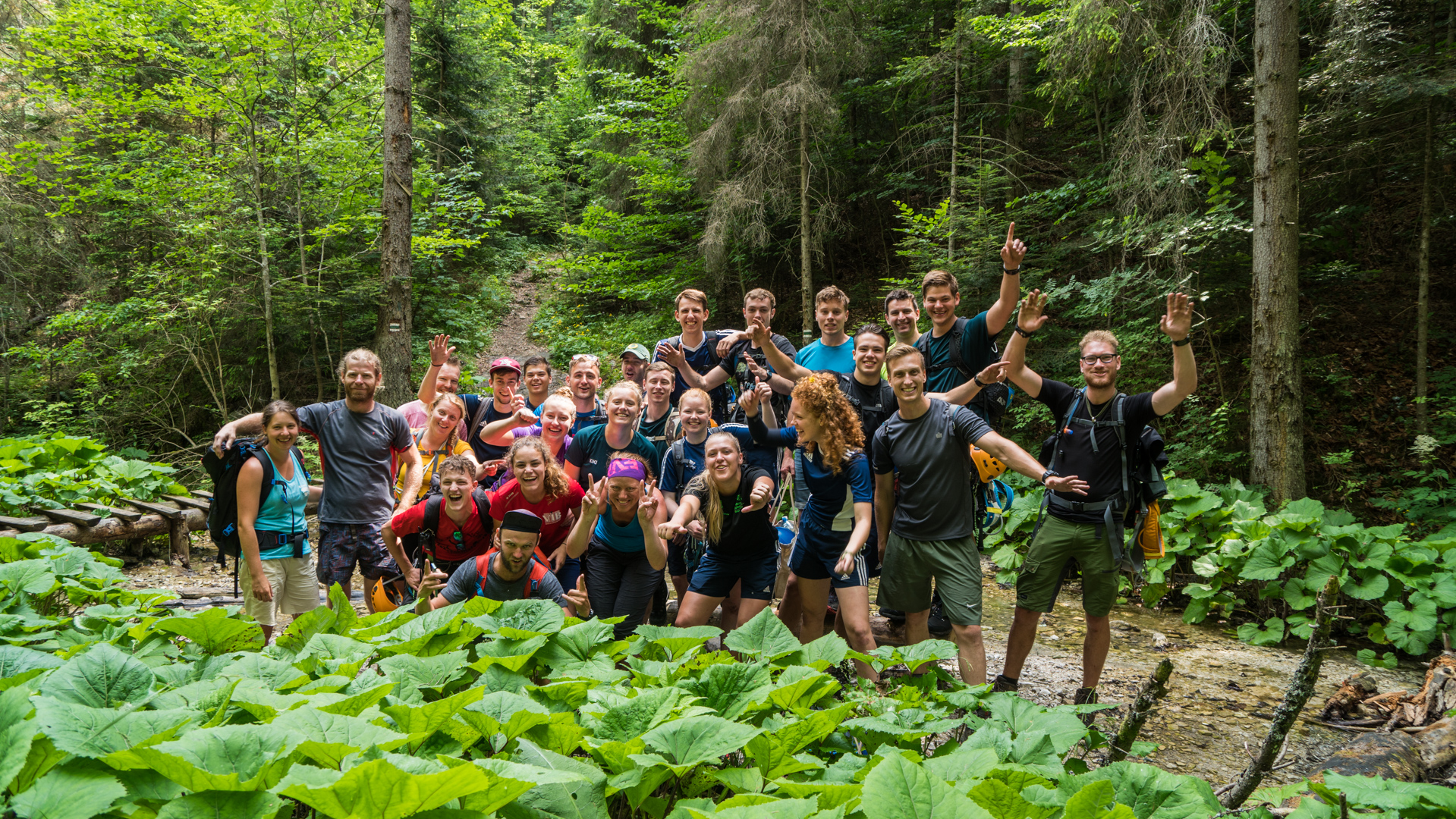 SLOVAKIA - Summer and Winter Outdoorweeks for Children, Students and Adults 1