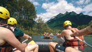rafting slovakia