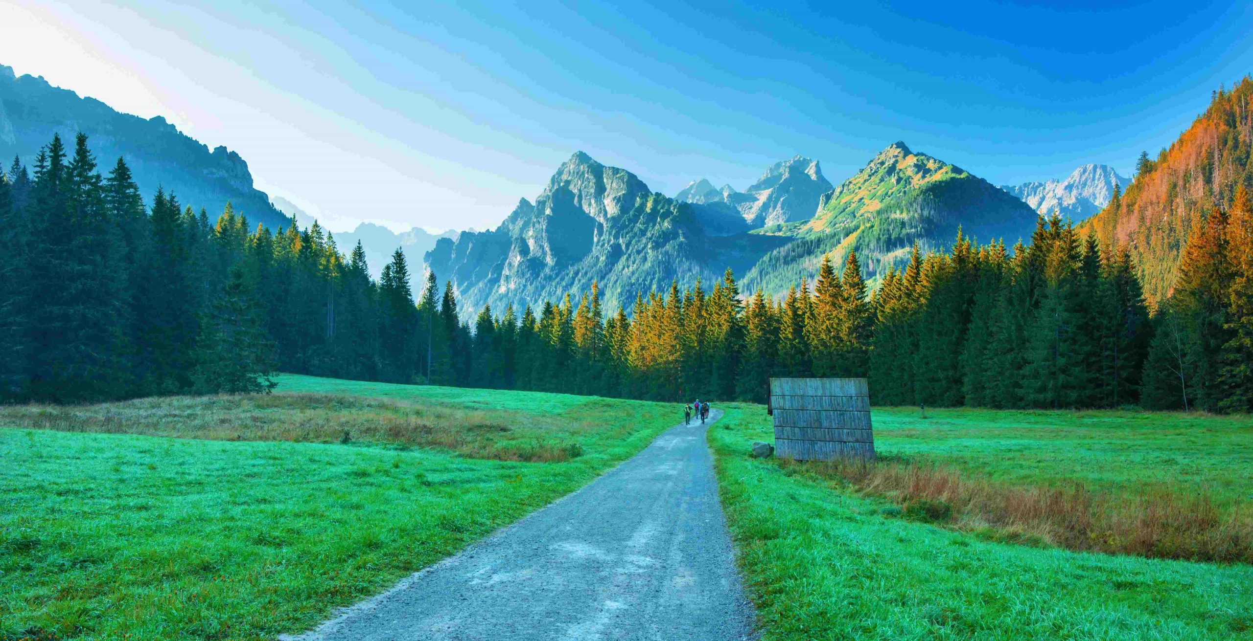 tatras hiking slovakia