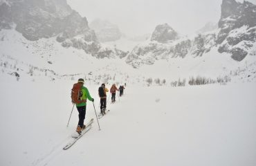 skialpinizmus Tatry