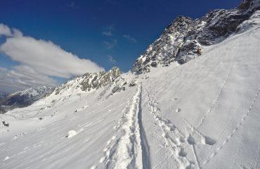 skialpinizmus kurz