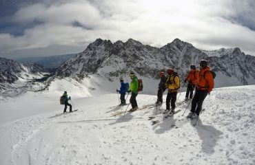 skialpinizmus slovnesko